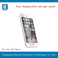 [kayoh] with microfiber cloth tempered glass screen protector for iphone 6s korea material screen protector