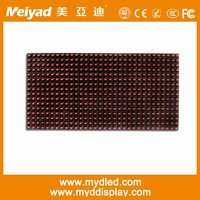 p10 led module red tupe outdoor product you can import from china