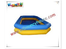 Best quality Inflatable bouncer water pool 2012 (pool-162)