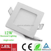 New Diameter 180mm 12W 880Lm LED Small Square Panel Lamp