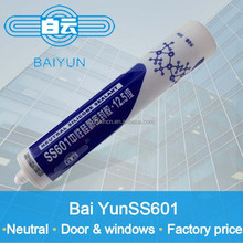 Top Quality Neutral Cure 100% Silicone Adhesive Sealant