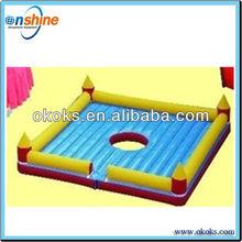 arcade simulator games / inflatable mechanical bull mattress