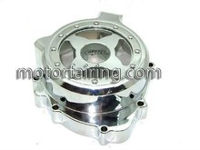 motorcycle engine side cover for Honda CBR600RR F5 2003-2006 Silver