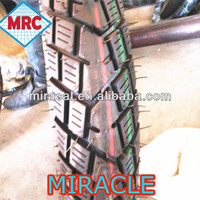 new pattern durable 3.00-17 mrf tyre for motorcycle