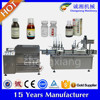 Trade Assurance fully auto liquid filling machine,filling capping and labeling machine(alibaba China)