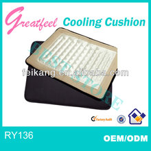 portable seat cooling cushion by china manufacturer FREE SAMPLE!