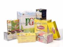2015 Hot-selling Tea Bags Paper Packaging Box