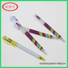 Great Demand New Iterm LED Ball Pen for Promotion