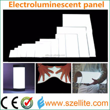China top quality flexible electroluminsescent supplier el paper thin lighting