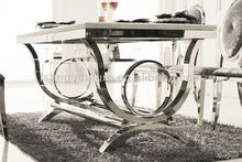 stainless steel leg imported louis style furniture 842