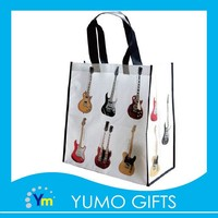 recycled convenient promotional non-woven tote bag high quality