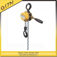 Construction Lifting Equipment LH-QA Type Chain Lever Block Hoist 0.25T To 6T/lever hoist