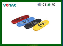 RF 2.4G Wireless Air fly mouse with Keyboard