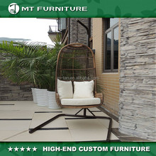 high strength outdoor hanging egg chair