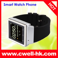 New arrival ZGPAX S6 dual core 1.5 Inch Capacitive 3G wrist watch phone android