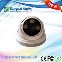 PAL/NTSC System CMOS 1.3mp 960P Plastic Sport Camera