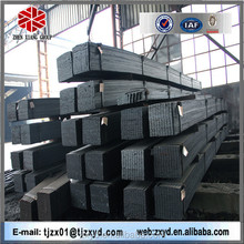 Hot dip galvanized serrated steel flat bar twisted square bar grating for treads, stairs