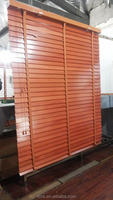 2''/50MM wood blind with ladder tape