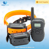 Wholesale Dog Training Product 2 Dog Training Collars With Remote