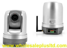 Top-Of-The-Line, Sony CCD Wireless PTZ IP Camera With 27x Zoom(WIP-03)