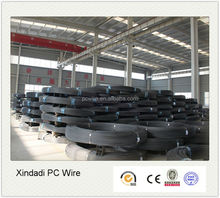 9mm 1570MPa top quality building material, prestressed concrete wire