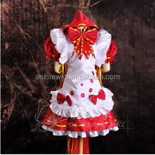 High Quality Vocaloid Project Cosplay Costume Sexy Dress Anime cosplay Costumes Lolita Dress uniforms Halloween Costumes