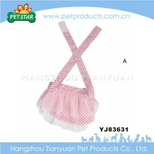 Promotional best quality fashionable dog dress clothes