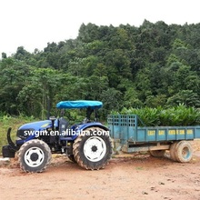 Philippines hot selling DQ1304 130HP 4WD Cheap Farm Tractor Made in China