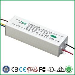 Adequate quality 80W waterproof SAA LED power supply