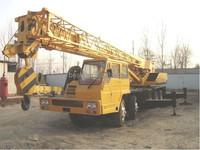 Original used condition, Japanese popular brand TADANO TG 350E hydraulic mobile crane for sale
