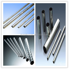 supply astm a554 decorative polished cold rolled 304 stainless weld steel pipe