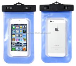Hot sale waterproof bag,pvc waterproof bag,waterproof cell phone bag