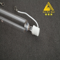 2kw high quality ultraviolet lamp to bake loca glue flexo printing machine