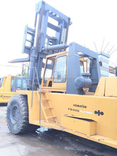 Used 40 ton forklift price, Japan original