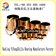 high quality SF-1B Bronze Base Bearing Sliding Bearing hot sale made in China