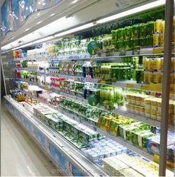 Professionally provide used supermarket refrigeration equipment & commercial refrigerators