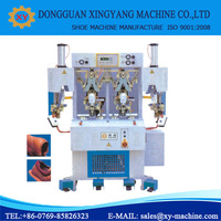 shoes making machine price for switch down back moulding