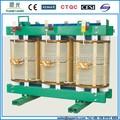 Resina epoxi fundido a presión tipo seco transformers (G) B10-100-2500 / 10 series
