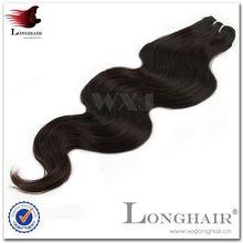 10-36inches Humain Hair Virgin Unprocessed 4 Ounce Human Hair Weave