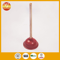 Factory wholesale plastic toilet plunger