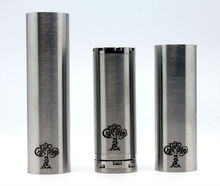Promotion! Mechanical Tree of Life Mod fit 18350 to 18650 battery pipe smoking e cigarette cigarro eletronico wholesale