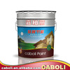 Caboli weatherproof emulsion paint for house roof