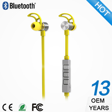 Deep Bass Cancelling Noise earphone with microphone BS052BM