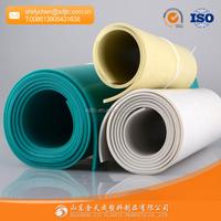 electrical insulation color pvc flexible plastic sheet