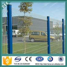 Plastic outdoor safety playground fence
