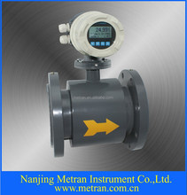 Magnetic forward/reverse direction flow meter with CE approved