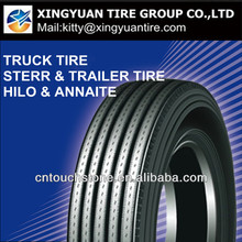 Wholesale America Tire 295/75R22.5 11R24.5 truck tyre exporter