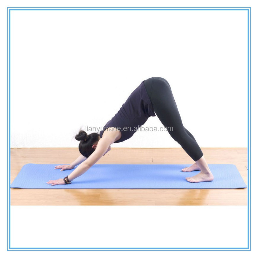 Eco-friendly Tpe Yoga Mat Used Gym Mats For Sale