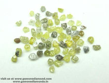 Mixed Color Small Uncut Rough Diamond Supplier