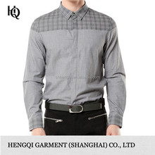 High-End latest dress man shirt wholesale